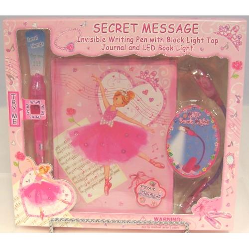 Dancer Secret Diary Set