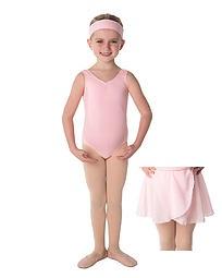 VIBE Ballet Pack: Shoes, Leotard, Skirt & Tights
