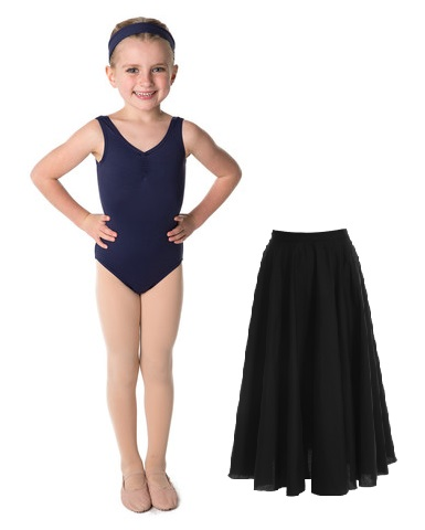 VIBE Dance Pack 1: Shoes, Leotard, Character Skirt & Tights