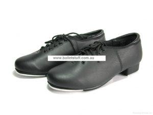 Oxford Lace Up Tap Shoe (Black)-38568