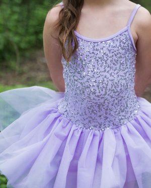 Sequin Tutu Dress-38582