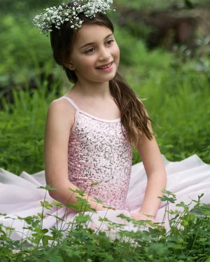 Sequin Tutu Dress-38584