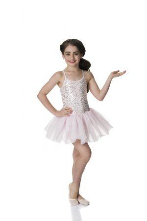 Sequin Tutu Dress-39103