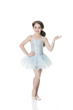 Sequin Tutu Dress-39105