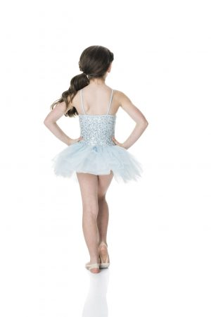 Sequin Tutu Dress-39104