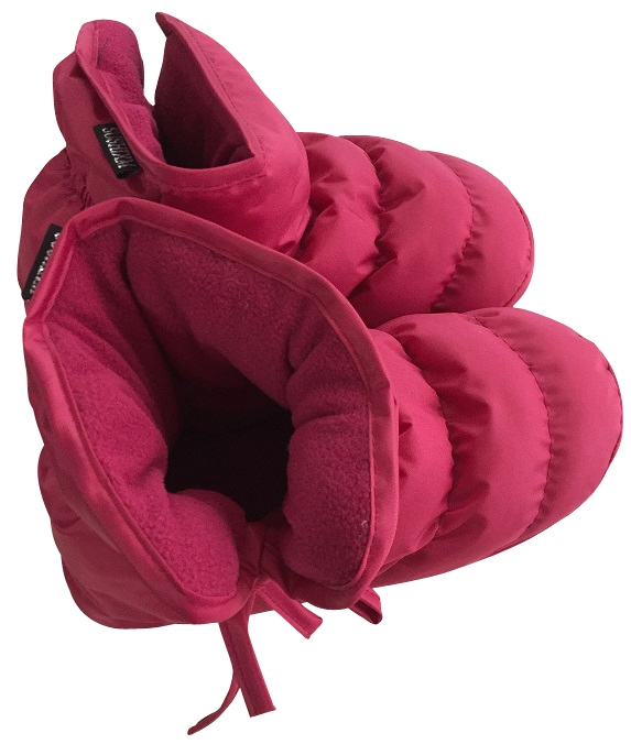 Warm up Boots Hot Pink/Red-0