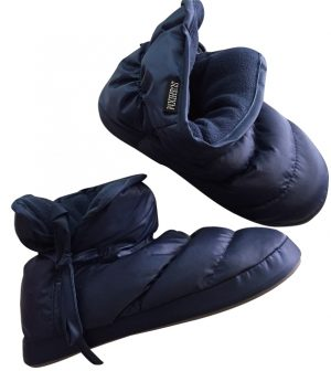 Warm up Boots Navy-38940