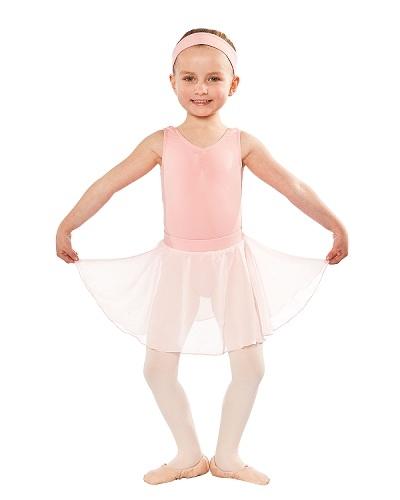 Studio Range Pale Pink Circle Skirt - 2-3 years CLEARANCE-0