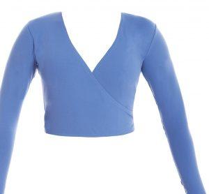 Studio Range Crossover Cotton Luna Blue - ON SALE SIZE 6-8 YEARS-39348