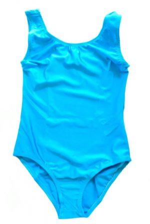 Lycra Leotard - Royal Blue - Size 8-10 (L) years CLEARANCE SALE-0