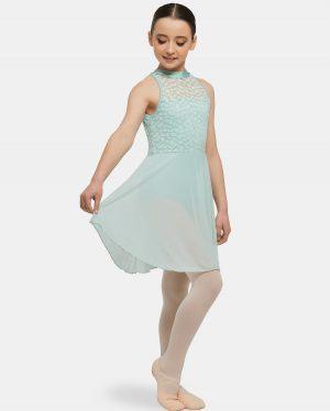 Amelia Lyrical Dress - Child Sizes-0